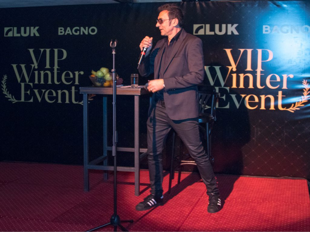 Zabavni dio VIP Winter Eventa 2016